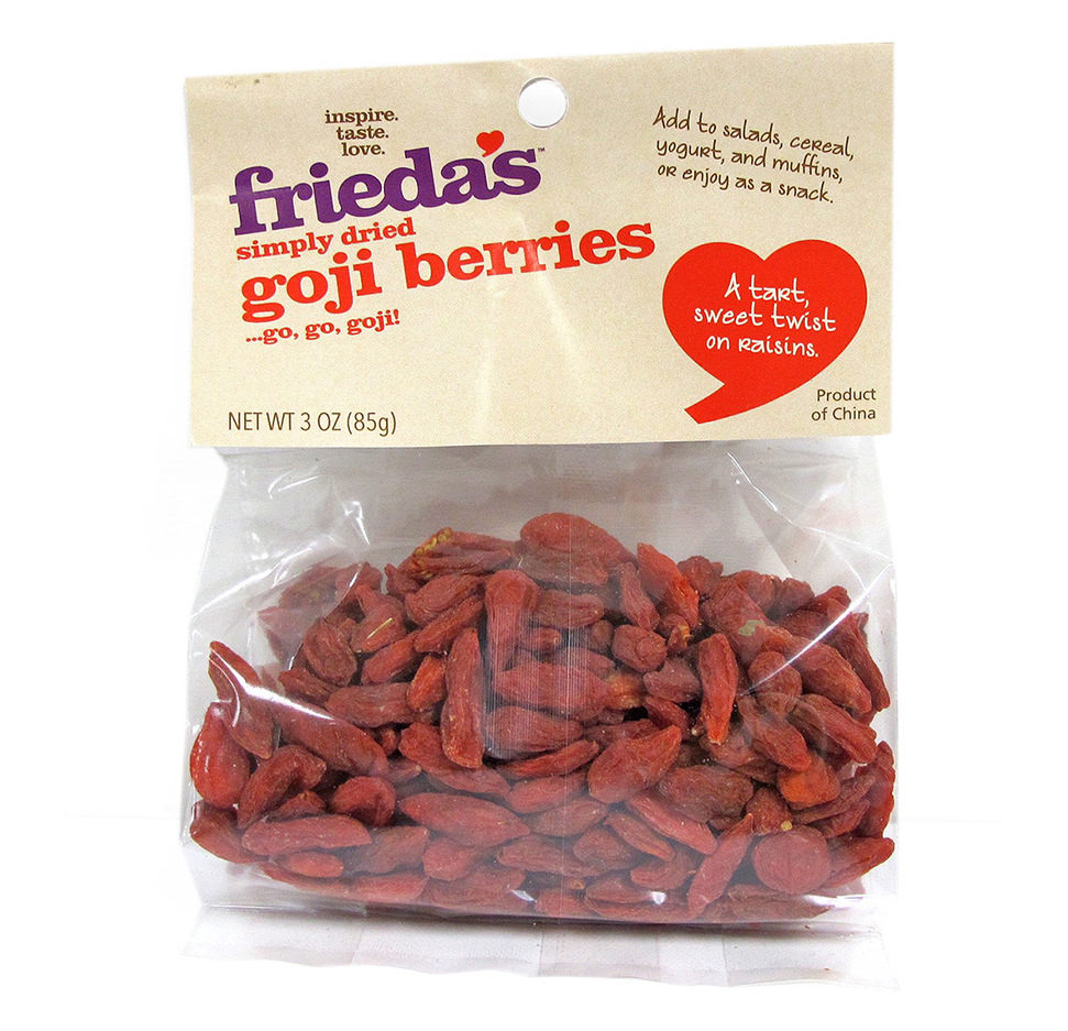 Dried Goji Berries Image