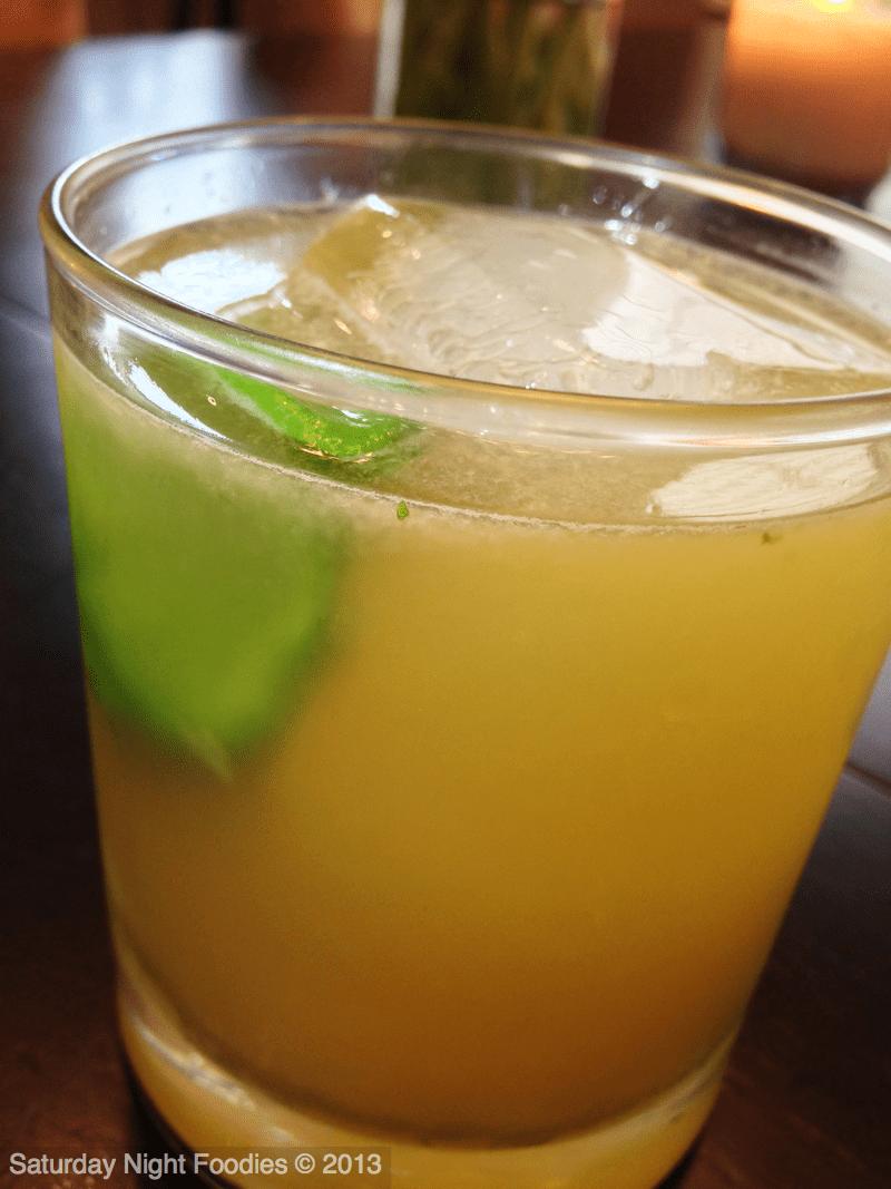 Meyer Lemon, Scotch & Ginger