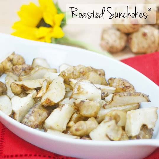 Frieda's Specialty Produce - Roasted Sunchokes® - Roasted Jersusalem Artichokes
