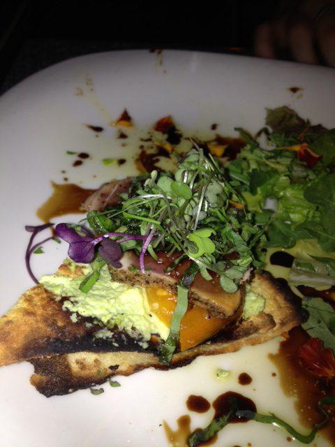What's on Karen's Plate? - Karen's Blog - Mala Ocean Tavern - Ahi