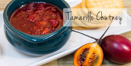 Frieda's Specialty Produce - Tamarillo Chutney