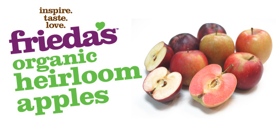 Frieda's Specialty Produce - Organic Heirloom Apple