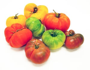 Frieda's Specialty Produce - Frieda's Flavor Essentials - Heirloom Tomatoes