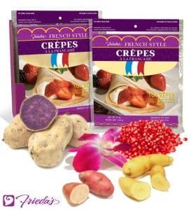 Frieda's Specialty Produce - February of Love 2014
