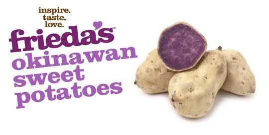 Frieda's Specialty Produce - Okinawan Sweet Potato