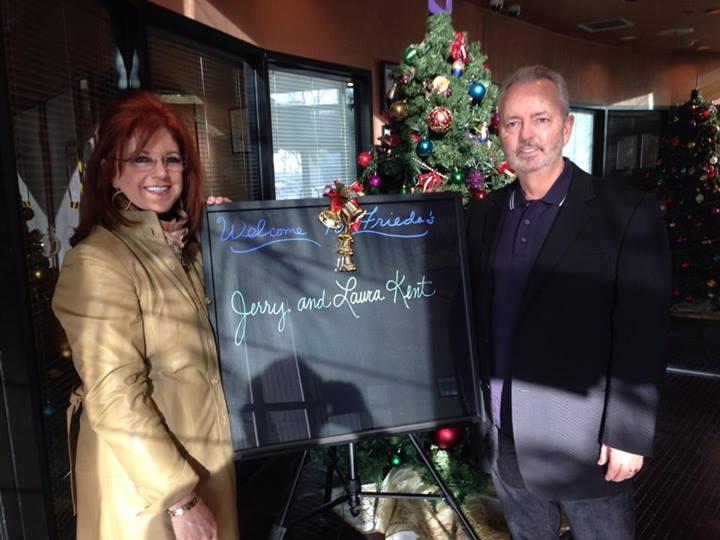 Frieda's Specialty Produce - Karen's Blog - Laura and Jerry Kent