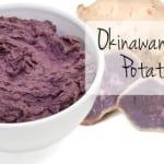 Okinawan Sweet Potato Mash