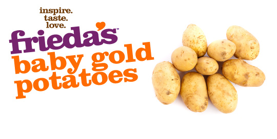 Frieda's Specialty Produce - Baby Gold Potatoes