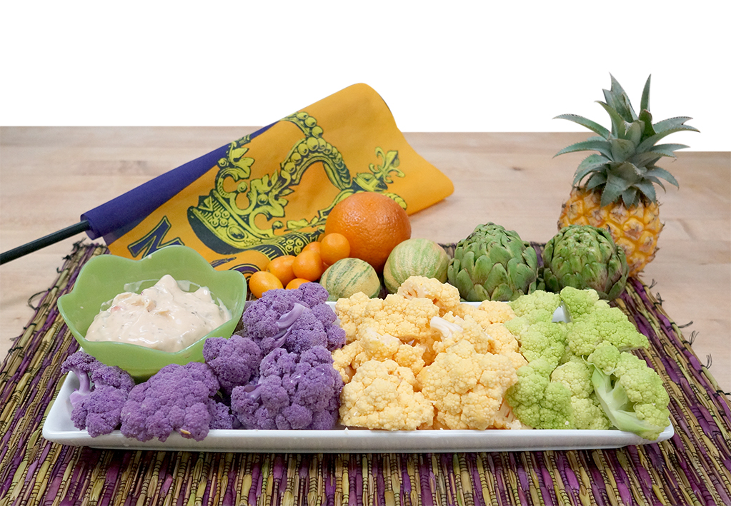 Frieda's Specialty Produce - Produce for Mardi Gras
