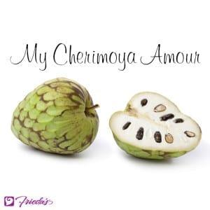 Frieda's Veggie Valentine: My Cherimouya Amour