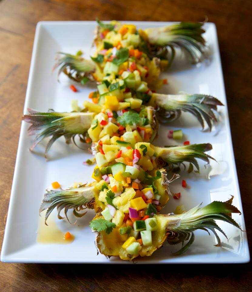 Frieda's Specialty Produce - Zululand Queen Baby Pineapple - Kelly Wright