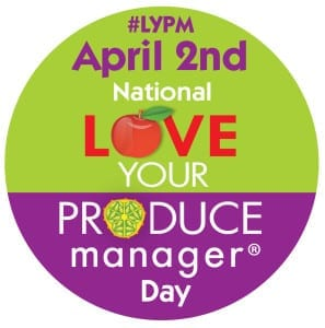 Frieda's Specialty Produce - Love Your Produce Manager Day 2014