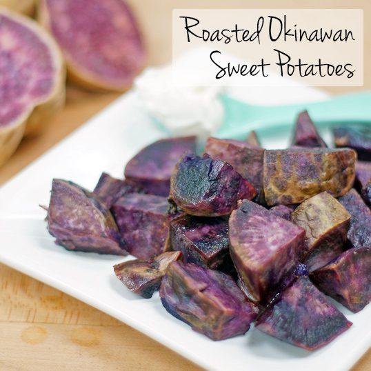 Frieda's Specialty Produce - Roasted Okinawan Sweet Potatoes