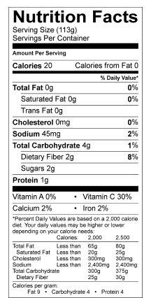 Label_ Watermelon Radish – Frieda's Inc. – The Specialty Produce Company