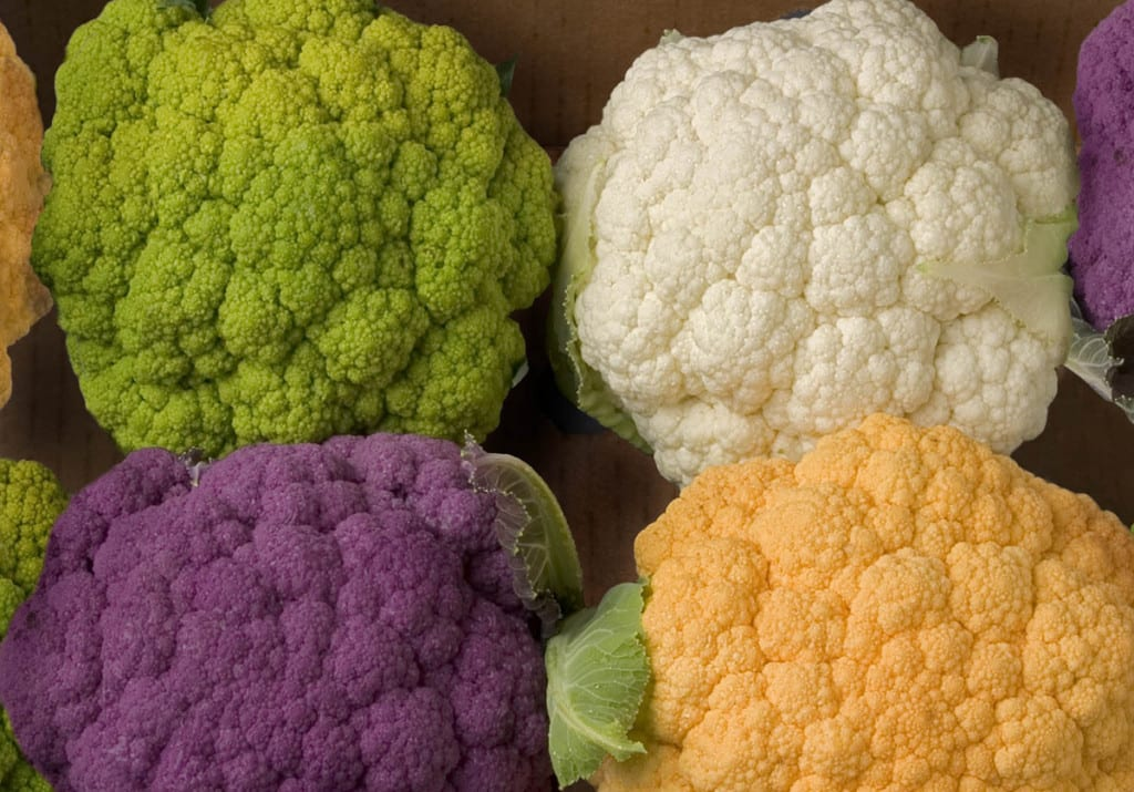 Frieda's Specialty Produce - Colored Cauliflowers