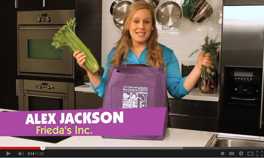 Frieda's Specialty Produce - Alex Jackson - Specialty Produce 101 YouTube series