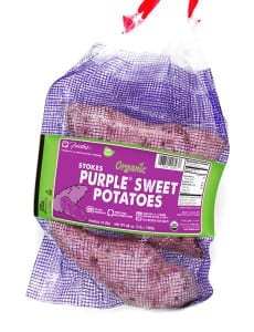 Frieda's Specialty Produce - Organic Stokes Purple® Sweet Potatoes