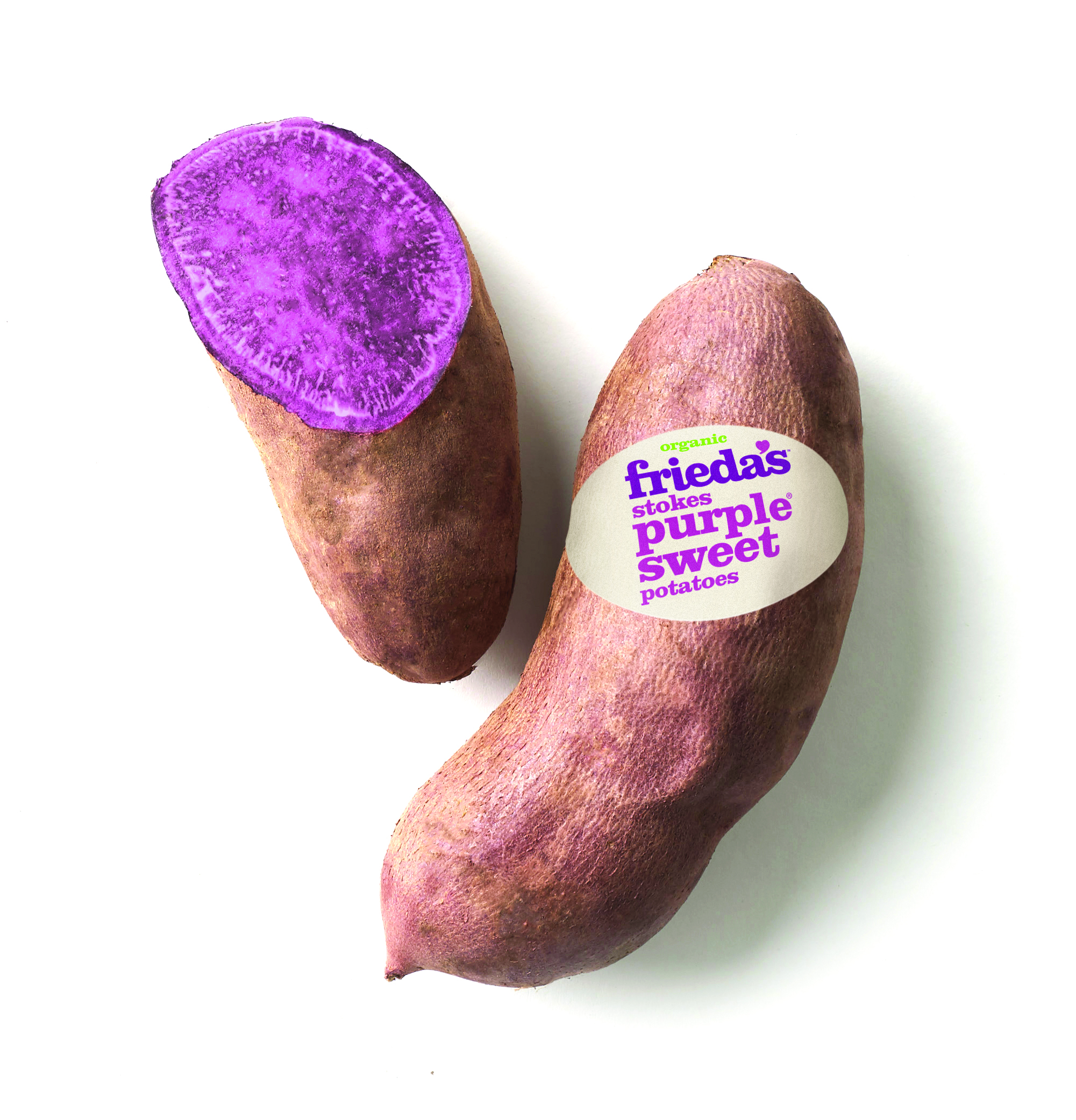 Organic Stokes Purple<sup>®</sup> Sweet Potato