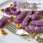 Sweet Potato Gnocchi with Hazelnut Butter