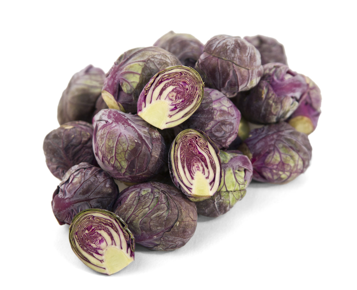 Frieda's Specialty Produce - Purple Baby Brussels Sprouts