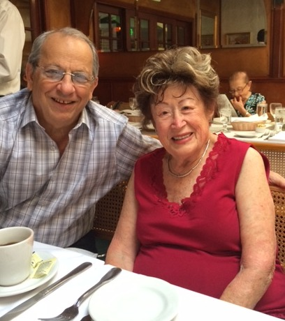 Frieda's Specialty Produce - What's on Karen's Plate? - José Zaglul with my mom Frieda Caplan
