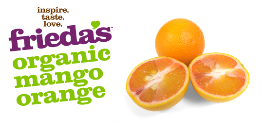 Frieda's Specialty Produce - Organic Mango Orange