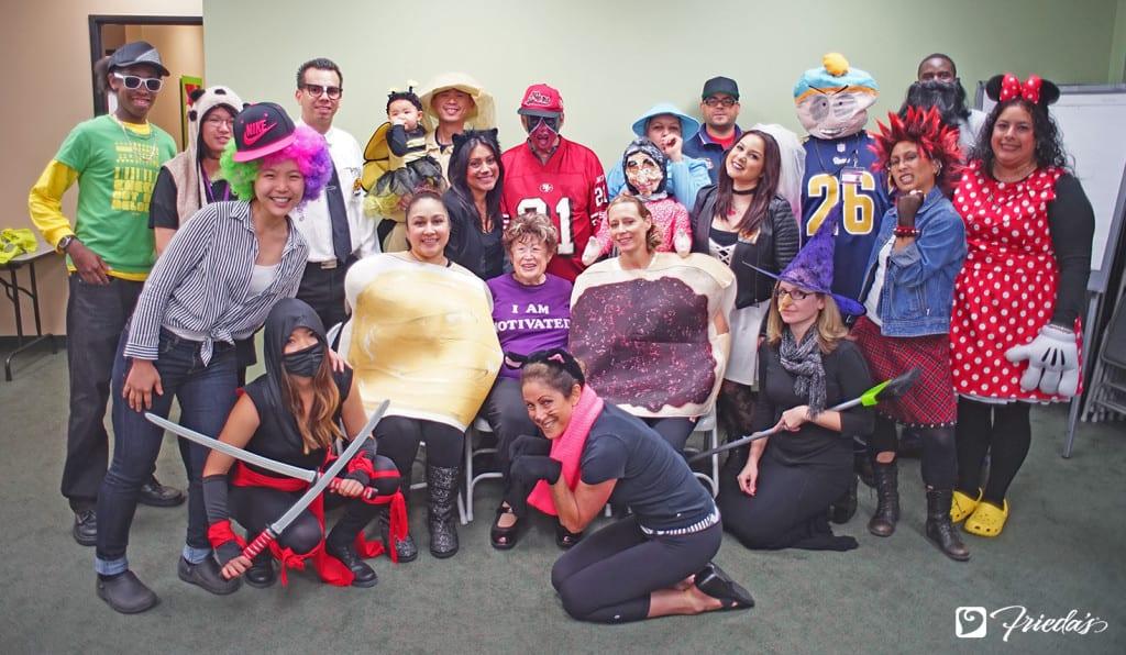 Frieda's Specialty Produce - Halloween 2014 - Department of Fun