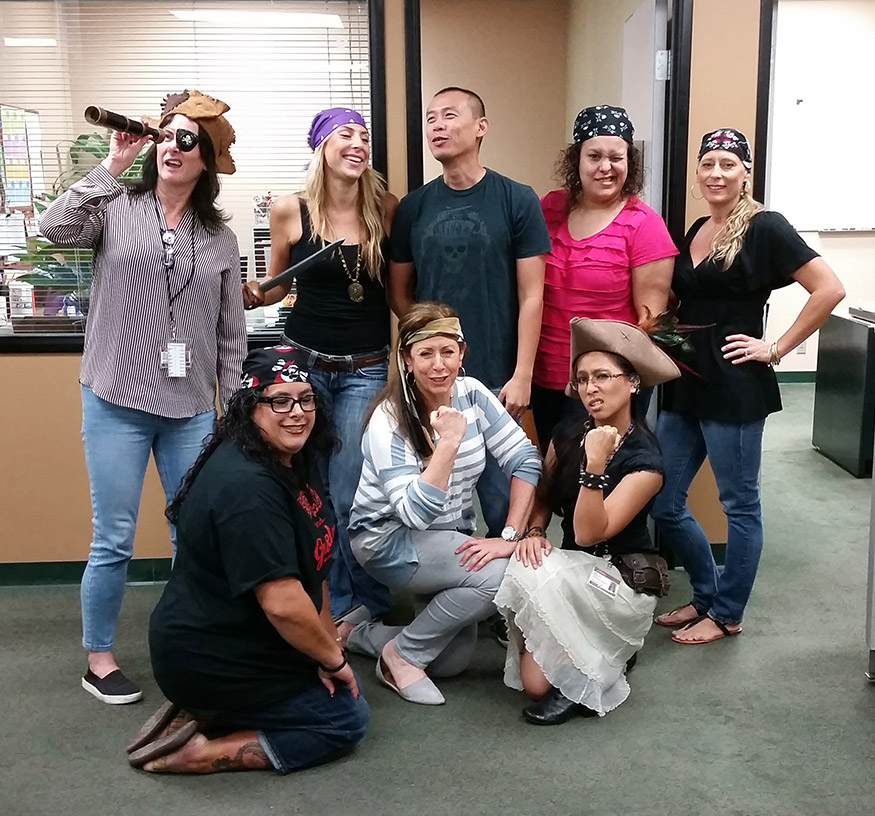Frieda's Specialty Produce - Talk Like A Pirate Day - Department of Fun