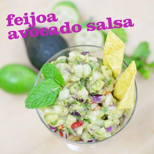 Frieda's Specialty Produce - Feijoa Avocado Salsa