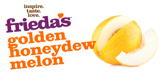 Frieda's Specialty Produce - Gold Honeydew Melon