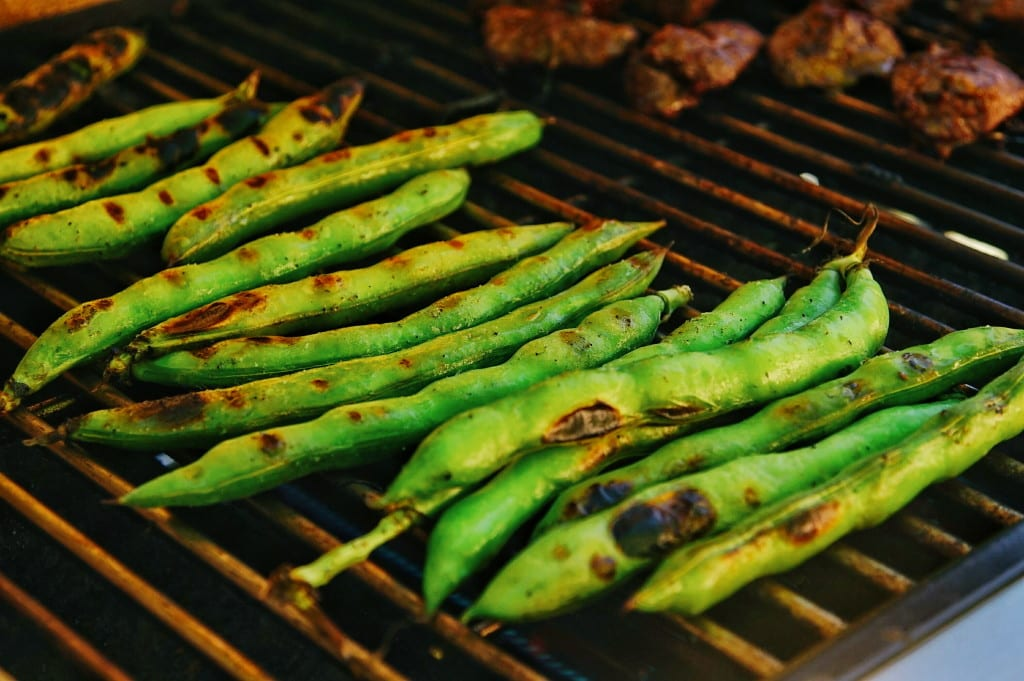 Frieda's Specialty Produce - Grilled Fava Beans