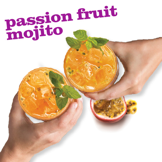 Frieda's Specialty Produce - Passion Fruit Mojito