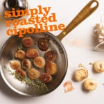 Simply Roasted Cipolline