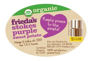 Frieda's Specialty Produce - Stokes Purple Sweet Potatoes