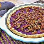 Frieda's Specialty Produce Stokes Purple Sweet Potato Pie