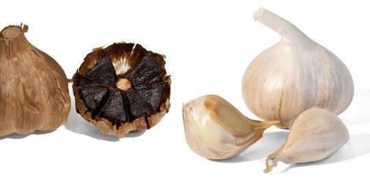 Frieda's Specialty Produce - Star Wars platter - Black Garlic - Elecphant Garlic