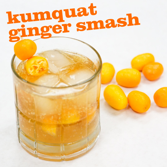Frieda's Specialty Produce - Kumquat-Ginger Smash