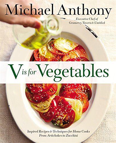 V is for Vegetables book