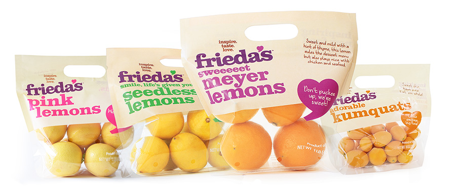 Frieda's Specialty Produce - Citrus bags