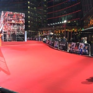The Red Carpet for 'Zoolander 2'