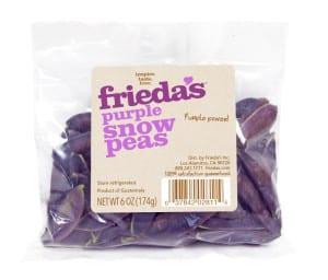 Frieda's Specialty Produce Purple Snow Peas