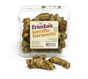 Frieda's Specialty Produce - Fresh Turmeric Root