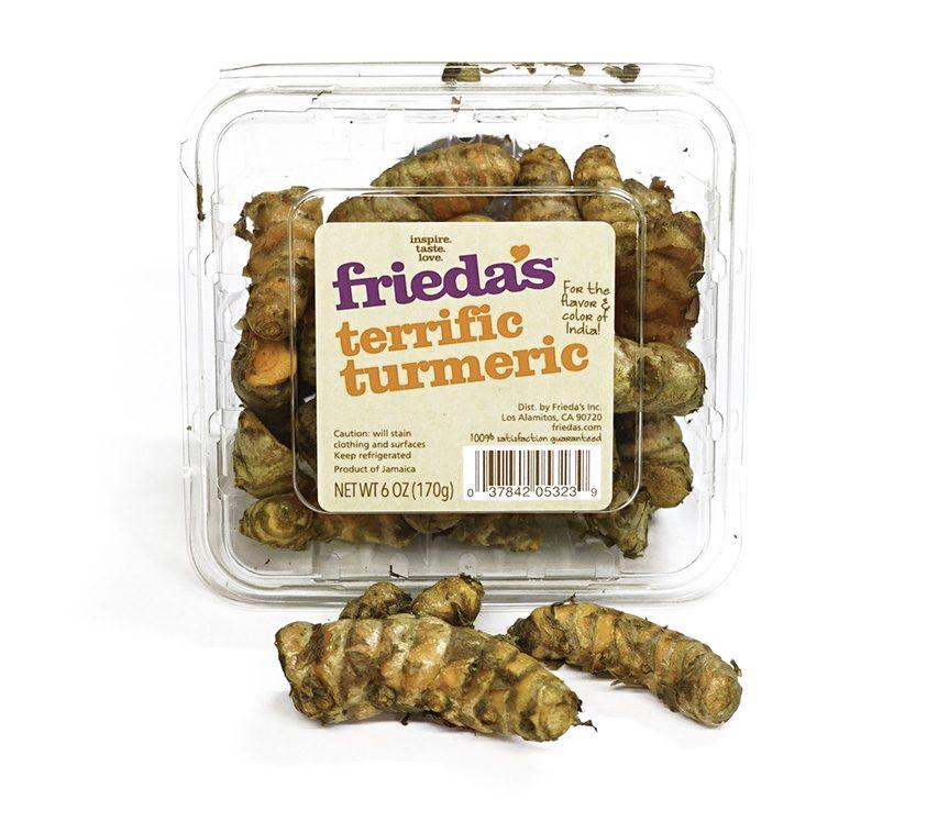 Frieda's Specialty Produce - Fresh Turmeric Root