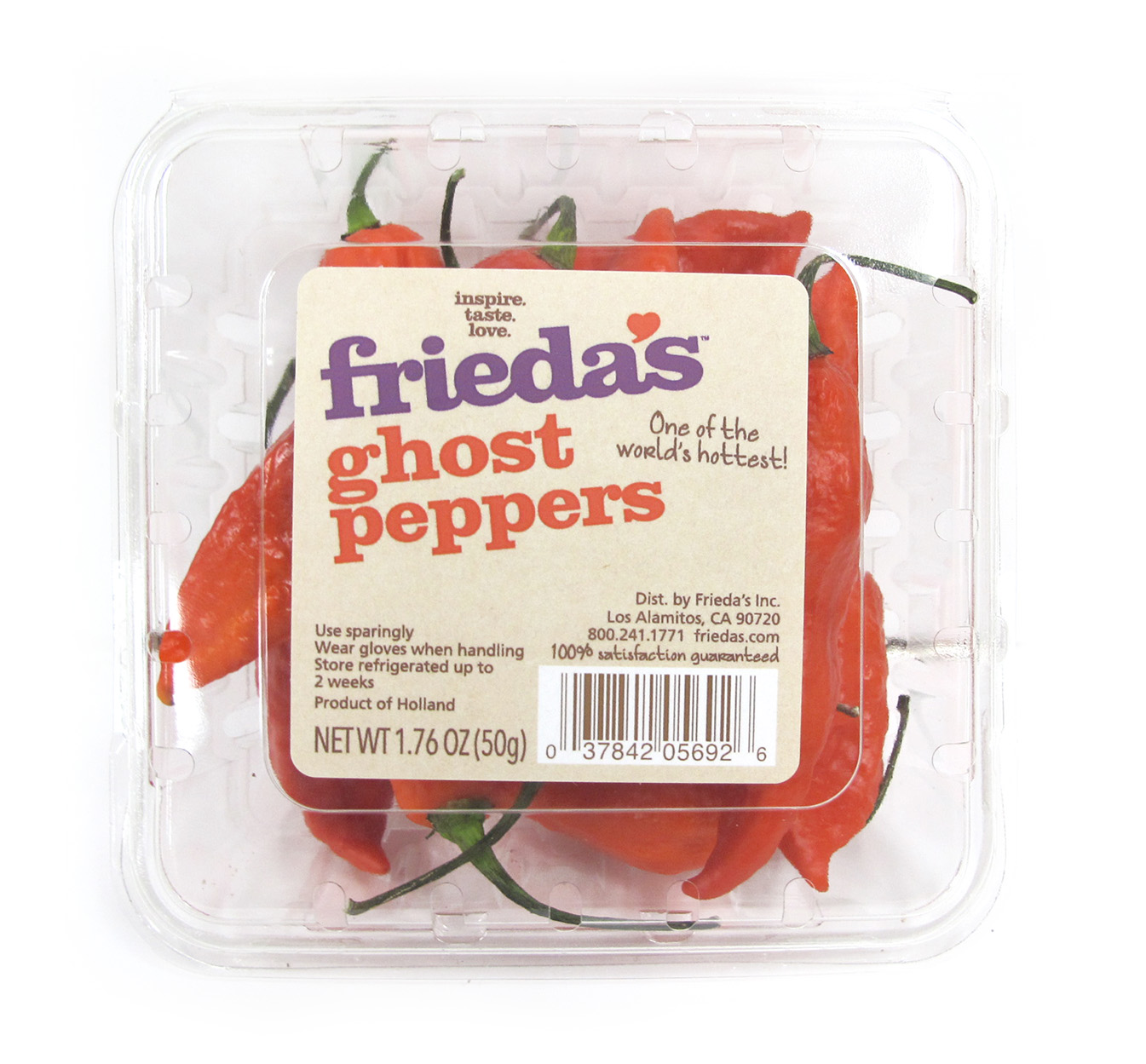 Frieda's Specialty Produce - Ghost Peppers
