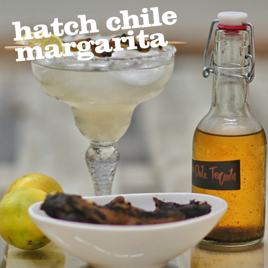 Frieda's Specialty Produce - Hatch Chile Margarita