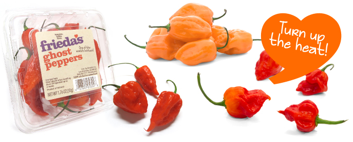 Frieda's Specialty Produce - Hot Peppers
