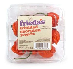 Frieda's Specialty Produce - Trinidad Scorpion Peppers