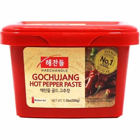 Frieda's Specialty Produce - gochujang Korean hot pepper paste