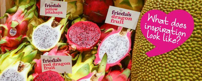 Frieda's Specialty Produce - PMA Foodservice - Yellow Pitahaya