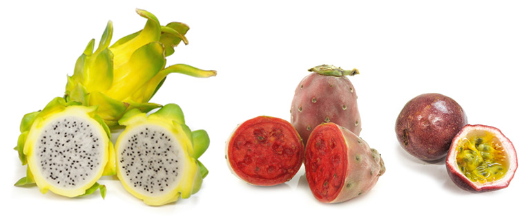 Frieda's Specialty Produce_Dragon Fruit Cactus Pear Passion Fruit